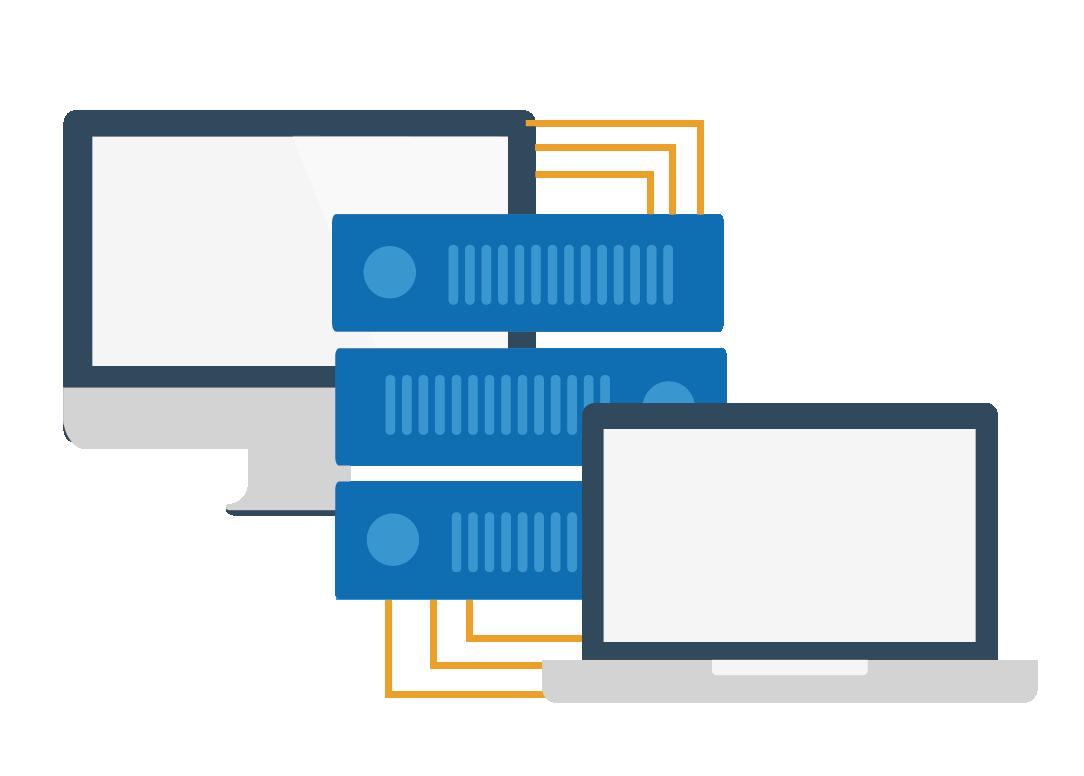 как сделать облачный сервер с компьютера
